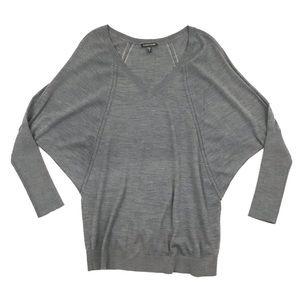Eileen Fisher | 100% Merino Wool Dolman Sweater